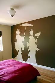 Home Decorating Ideas Painting 60 Best Wall Patterns Images On Pinterest Wall Patterns