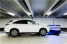 lexus financial services puerto rico robotic valet service secures backing to park your car for you