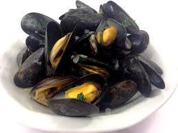 cuisiner les moules moules marinière la recette facile tousencuisineavecseb