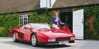 80s ferrari ten of the best looking mid engined ferraris ever made