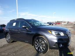 2017 subaru outback 2 5i limited 2017 carbide gray metallic subaru outback 2 5i limited 117654873