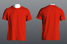 T Shirt Front And Back Template Psd 80 well designed t shirt templates psd page 3 of 3 xdesigns