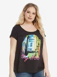 wars r2 d2 my t shirt plus size universe