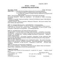 corporate accounting exam paper 2017 2018 student forum