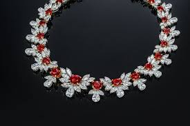 diamond necklace ruby images Say hello to the 35 million 39 grand phoenix 39 ruby necklace jpg