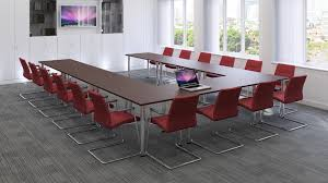 Sven Boardroom Table Cisco Spark Board Becomes Part Of The Furniture For Clerkenwell