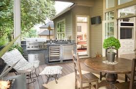 Outdoor Kitchen Designs With Pizza Oven by Outdoor Kitchen Designs Featuring Pizza Ovens Fireplaces And