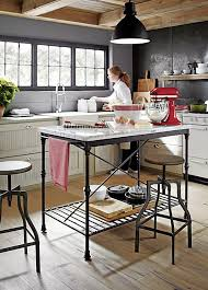 metal island kitchen metal kitchen island kitchen design