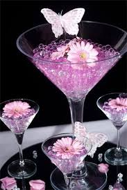 Water Bead Centerpieces by Water Crystals Add A Splash Of Color To Your Wedding Decor