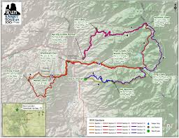 My Map Byu Byu Runners Take On Ultra Marathons The Daily Universe