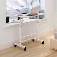 adjustable movable laptop table movable laptop table adjustable computer table home