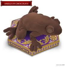Where To Buy Chocolate Frogs Chocolate Frog Scented Soft Toy Toys Warner Bros Studio Tour