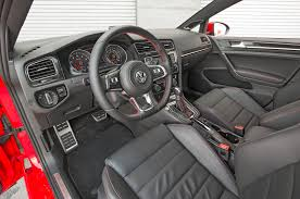 Gti Interior 2015 Volkswagen Golf Gti Review Long Term Verdict Motor Trend