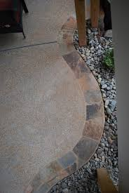 Exposed Aggregate Patio Stones King U0027s Masons Exposed Aggregate Patio Irregular Flagstone