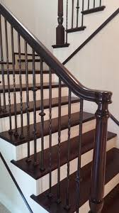How To Refinish A Banister Stair Railing Installer Laguna Niguel Ca Stair Remodelling