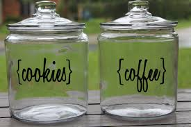 Kitchen Canisters Carolina Charm Diy Kitchen Canisters