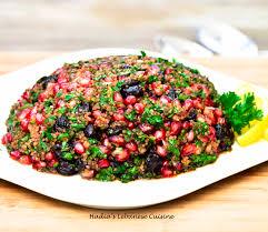 comment cuisiner du quinoa crunchy pomegranate quinoa salad hadias lebanese cuisine