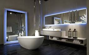 modern bathroom design luxury modern bathroom designs with light effect