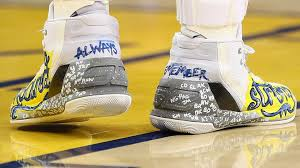 stephen curry s shoes honoring victims fetch 45k in auction