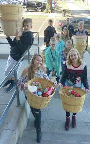 smith cotton students to deliver food baskets for thanksgiving