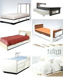 modern twin trundle bedbed frames resolution daybed with mattress