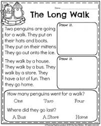 reading passage 1st grade 1st grade worksheets for january reading comprehension passages