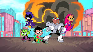 teen titans teen titans go episode guide show summary and schedule track