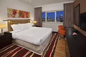 Twin Bed Vs Double Bed Hotel Condo Hotel Doubletree Al Barsha Dubai Uae Booking Com