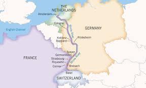 Koblenz Germany Map by Syed Imran Shah The Natural Boundaries