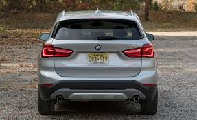 Most Interior Space Suv 2017 Bmw X1 In Depth Model Review Car And Driver