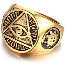 signet ring men illuminati signet ring ancient explorers