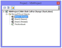click a worksheet cell to change a chart peltier tech blog
