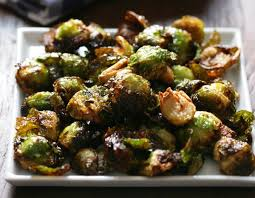 roasted brussels sprouts with garlic recipe nyt cooking