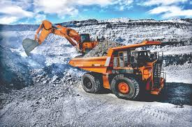 hitachi primed for a big minexpo 2016 hitachi construction