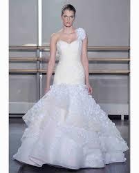 one shoulder wedding dresses fall 2013 martha stewart weddings