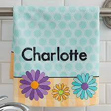 personalized pictures with names personalized kids towels with names for