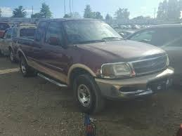 1997 ford f150 4 6 engine for sale 1ftdx1869vna36646 1997 maroon ford f150 on sale in mo st