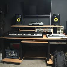 Creation Station Studio Desk Studio Rta Producer Station Musician U0027s Friend