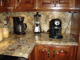 innovative kitchen counter decor ideas pertaining to home