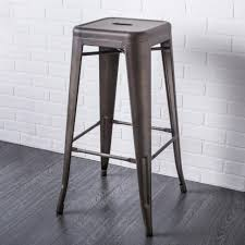 Black Leather Bar Stool Furniture Gray Leather Bar Stools Gray Wood Bar Stools U201a Gray