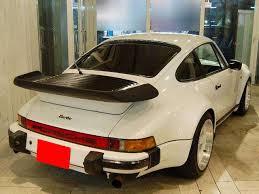911 porsche 1986 for sale porsche004 1986 porsche 911 turbo 3300cc lhd 930 ruf wheels