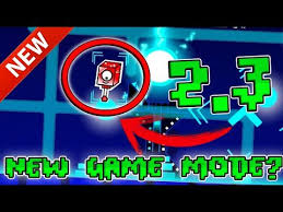 geometry dash full version new update new game mode 2 3 update geometry dash ideas fanmades youtube
