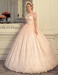 pink princess wedding dresses wedding idea