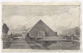 john russell pope u0027s lincoln memorial designs pieces of history