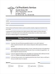 Power Of Attorney Financial Responsibility by 31 Financial Forms In Pdf