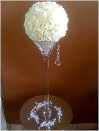 glass vase centerpieces for wedding martini vase