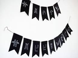 happy halloween u201d garland