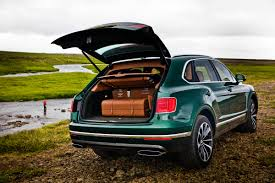 bentley bentayga fly fishing by mulliner is a real catch auto