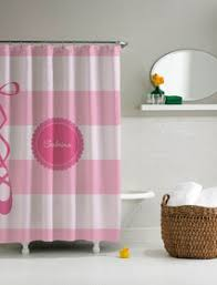 Ballerina Curtains By Category Home Shower Curtains Girls Shower Curtains