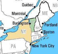 northeast map of us us maps